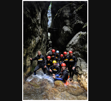 Extreme Team, Meet the Exterme Canyoning Team - Guides and Members