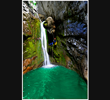 Canyoning, General terms about canyoning as extreme sport.