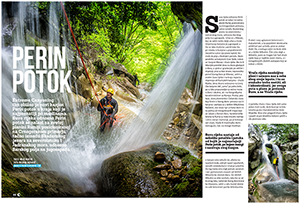 EXTREME CANYONING U X-SPORTS & OUTDOOR MAGAZINU