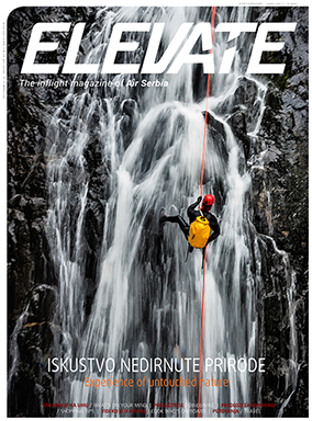 Elevate magazin