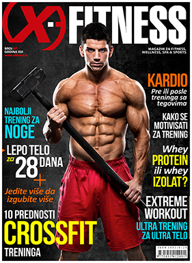 X-Fitness magazin 67